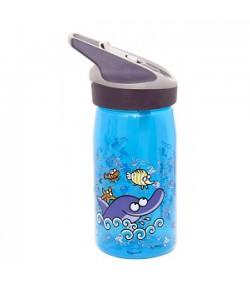 LAKEN JANNU TRITAN plastovA? flaL?a 450ml Kukuxumusu modrA? BPA FREE