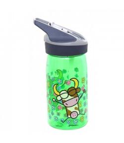 LAKEN JANNU TRITAN plastovA? flaL?a 450ml Kukuxumusu zelenA? BPA FREE