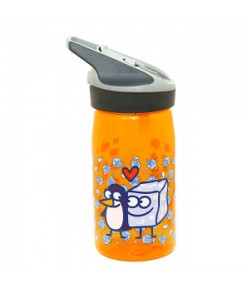 LAKEN JANNU TRITAN plastovA? flaL?a 450ml Kukuxumusu oranLlovA? BPA FREE