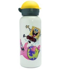 Alu. Bottle 0,45L Sponge Bob mod.9