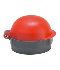 Drinking cap red lid