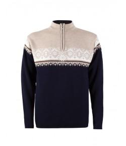 Dale St. Moritz men Merino wool sweater