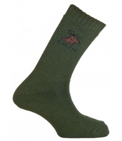 HUNTING  RIPPLE SOCKS