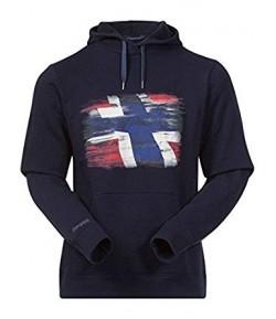 Bergans Norway panska mikina s kapucnou