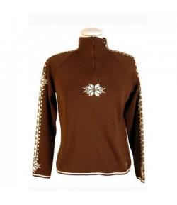 Dale Slaata lady wool sweater