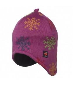 SNOWFLAKE Knitted Cap