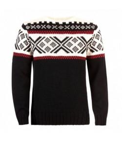 DALE VOSS pA?nsky sveter, ATierny F