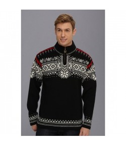 DALE 125TH ANNIVERSARY pA?nsky sveter, ATierny F
