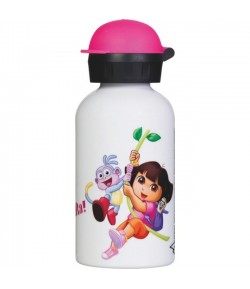 LAKEN HIT ALU detskA? hlinA-kovA? fAlaL?a 350ml Dora the Explorer